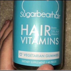 sugar bear hair vitamins!!